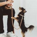 【犬 リード】オリジナル ヌメ リング リード S サイズ 犬リード 犬 リード 小型犬 中型犬 革 皮 革製 レザー おし…