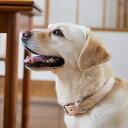 【革 首輪】オリジナル ヌメ カラー 3L サイズ 大型犬用 犬 犬用品 首輪 犬 首輪 首輪 レザー