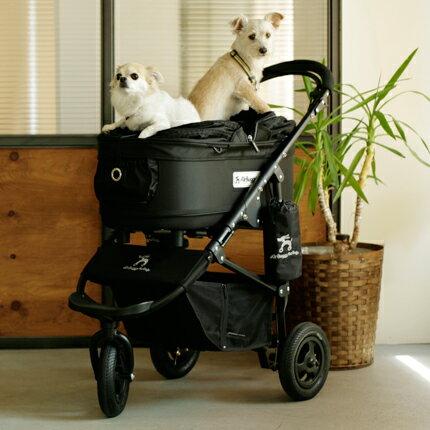 Air Buggy for Dog エアバギーフォードッグブレーキモデルドーム2セット M エアバギー 犬 カート