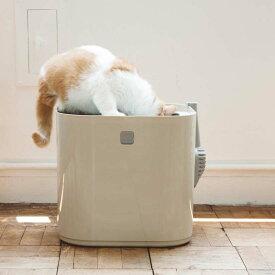 Modkat 2010年アメリカレッドドットデザイン賞受賞! ニューヨーク在住のデザイナーが提案する洗練された猫用トイレModko モデコ キャット リターボックス 猫 トイレ