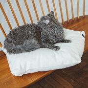 コットン,NatyuralSlow,犬用ベッド,鎌倉、ねぐら,ほこら,専用クッション