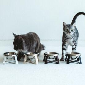 pecolo Food Stand S (フードボウルスタンド) 猫 フードボウル