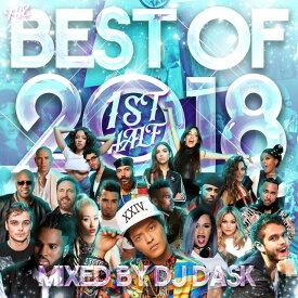 【2018年 上半期ベスト!! 2枚組!!!】 DJ DASK / THE BEST OF 2018 1st Half (2枚組) [DKCD-285]