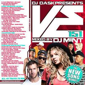 DJ Mint / DJ DASK Presents VE151【最新!最速!!新譜MIX!!!】【MIXCD】