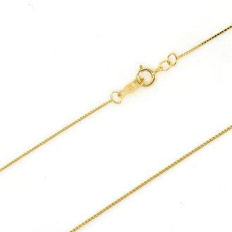 在意大利 K14 黄色的金项链链饰品礼品生日结婚周年纪念日