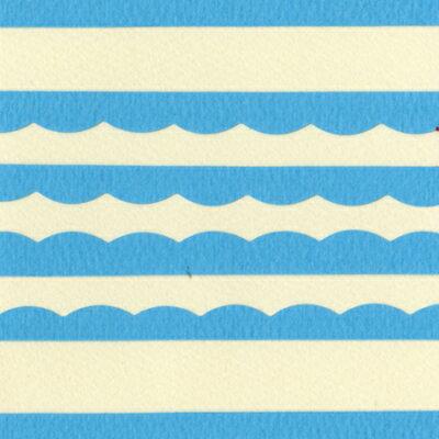 呉竹クラフトはさみCRAFTSCISSORSLARGE-SEMICIRCLE/ku202-32/手芸デコレーションスクラップラッピング#202#