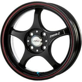 タイヤはフジ 送料無料 5ZIGEN ゴジゲン PROレーサーFN01R-C α 5J 5.00-15 INTERSTATE インターステート ECOツアープラス(限定) 165/55R15 15インチ サマータイヤ ホイール4本セット