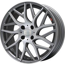 タイヤはフジ 送料無料 LEHRMEISTER レアマイスター キャンティ(ガンメタマットポリッシュ) 5J 5.00-16 YOKOHAMA ブルーアース A(AE50) 165/50R16 16インチ サマータイヤ ホイール4本セット