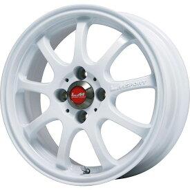 タイヤはフジ 送料無料 LEHRMEISTER レアマイスター LMスポーツファイナル(ホワイト) 5J 5.00-16 KUMHO エクスタ HS51 165/50R16 16インチ サマータイヤ ホイール4本セット