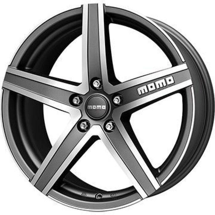 タイヤはフジ送料無料ボルボ(V90クロスカントリー)MOMOモモハイパースターEVO8J8.00-18DUNLOPルマンV(ファイブ)235/55R1818インチサマータイヤホイール4本セット輸入車