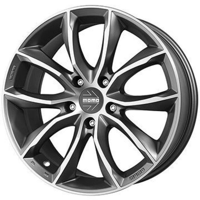 タイヤはフジ送料無料ボルボ(V60クロスカントリー)MOMOモモスクリームジェットEVO8J8.00-18DUNLOPSPスポーツMAXX050+235/50R1818インチサマータイヤホイール4本セット輸入車