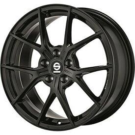 タイヤはフジ 送料無料 OZ SPARCO ポディオ 8.5J 8.50-19 DELINTE デリンテ DS8(限定) 245/45R19 19インチ サマータイヤ ホイール4本セット