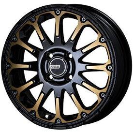 【送料無料】 165/65R15 15インチ SSR ディバイド FT 5J 5.00-15 MICHELIN ミシュラン クロスクライメート プラス オールシーズンタイヤ ホイール4本セット