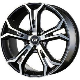 タイヤはフジ 送料無料 ボルボ(V90) VST タイプPLS 8.5J 8.50-19 YOKOHAMA アドバン スポーツ V105 255/40R19 19インチ サマータイヤ ホイール4本セット 輸入車