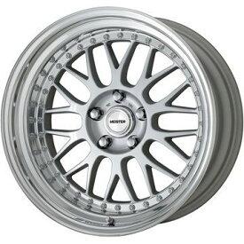 タイヤはフジ 送料無料 WORK ワーク マイスター M1 3P 8J 8.00-18 NITTO NT555 G2 215/40R18 18インチ サマータイヤ ホイール4本セット