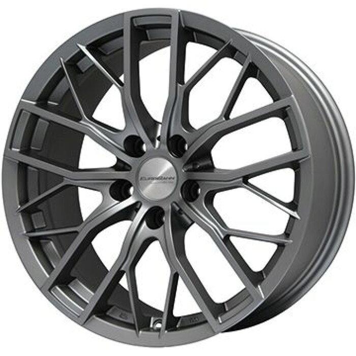 【送料無料BMW3シリーズ(F30・F31)】FALKENファルケンエスピアW-ACE225/50R1717インチスタッドレスタイヤホイール4本セット輸入車BIGWAYEUROBAHNbySPORTTECHNICMT-X(マットチタン)8J8.00-17