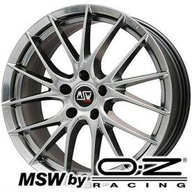 【取付対象】【送料無料】 225/65R17 17インチ MSW by OZ Racing MSW 29(ハイパーダーク) 7.5J 7.50-17 NEOLIN ネオリン ネオスポーツ STX(限定) サマータイヤ ホイール4本セット