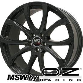 【取付対象】【送料無料】 215/65R16 16インチ MSW by OZ Racing MSW 48(マットブラック) 6.5J 6.50-16 YOKOHAMA ジオランダー CV G058 サマータイヤ ホイール4本セット