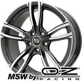 【取付対象】【送料無料 BMW X1(F48)】 225/45R19 19インチ MSW by OZ Racing MSW 73(グロスダークグレーポリッシュ) 8J 8.00-19 NITTO NT555 G2 サマータイヤ ホイール4本セット