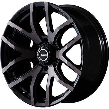 【送料無料】 275/55R20 20インチ RAYS レイズ デイトナ FDX F6 8.5J 8.50-20 DELINTE デリンテ D8 デザートストームプラス(限定) サマータイヤ ホイール4本セット