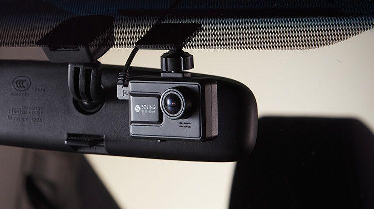 送料無料(一部離島除く) DENSO TEN デンソーテン SL2118DVR 200万画素FULL HDドライブレコーダー