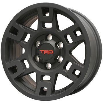 【送料無料】 265/65R17 17インチ TRD TRD17 7J 7.00-17 DELINTE デリンテ DH7 SUV(限定) サマータイヤ ホイール4本セット