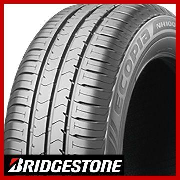 【送料無料】BRIDGESTONE ブリヂストン エコピア NH100 C 165/65R14 79S タイヤ単品1本価格
