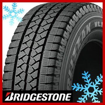 【送料無料】 BRIDGESTONE ブリヂストン ブリザック VL1 88/86N 155/80R14 88/86N スタッドレスタイヤ単品1本価格