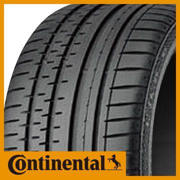 【送料無料】 CONTINENTAL コンチ スポーツコンタクト2 MO BENZ承認 215/40R18 89W XL タイヤ単品1本価格