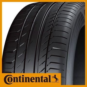 【送料無料】 CONTINENTAL コンチ スポーツコンタクト5 205/40R17 84W XL タイヤ単品1本価格