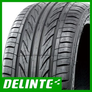 【送料無料】 DELINTE デリンテ D7 サンダー(限定) 285/25R22 95W XL タイヤ単品1本価格