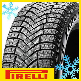 【送料無料】 PIRELLI ピレリ ウィンター アイスゼロフリクション 225/55R18 102H XL スタッドレスタイヤ単品1本価格