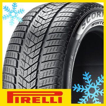 【送料無料】 PIRELLI ピレリ スコーピオン ウィンター 245/45R20 103V XL スタッドレスタイヤ単品1本価格