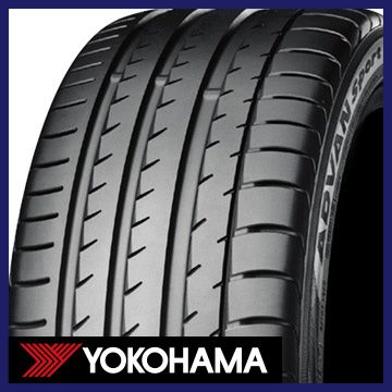 【送料無料】 YOKOHAMA ヨコハマ アドバン スポーツ V105 215/40R18 89Y XL タイヤ単品1本価格