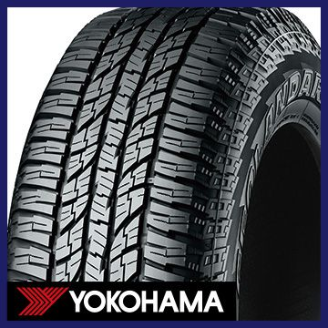 【送料無料】 YOKOHAMA ヨコハマ ジオランダー A/T G015 RBL 265/65R17 112H タイヤ単品1本価格