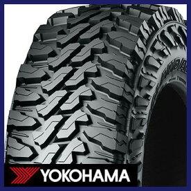 【タイヤ交換可能】【4本セット 送料無料】 YOKOHAMA ヨコハマ ジオランダー M/T G003 33X12.5R22 109Q タイヤ単品