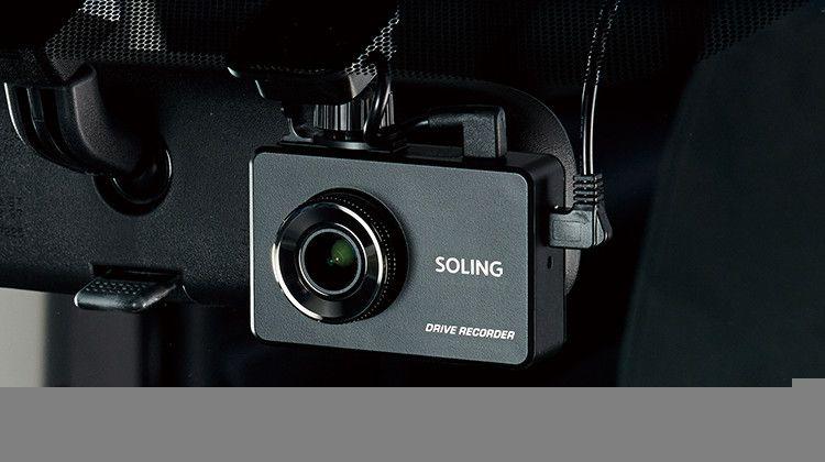 送料無料(一部離島除く) DENSO TEN デンソーテン SL3117DVR 300万画素FULL HDドライブレコーダー