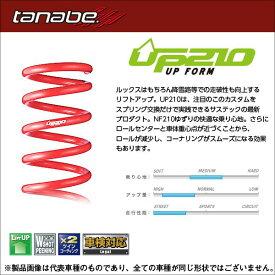 送料無料(一部離島除く TANABE タナベ カスタムスプリング DEVIDE UP210 ディバイド アップ210 スズキ イグニス FF21S FF21S4WDUK