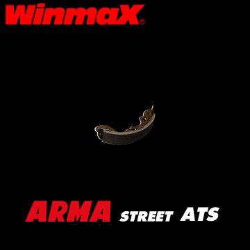 送料無料(一部離島除く)Winmax ARMA ATSリアシューTOYOTA ハイエース(ハイエースバン TRH200K/200V/205V/214W/219W/221K/223B/224W/226K/228B/229W)【smtb-td】 フジコーポレーション フジコーポレーション