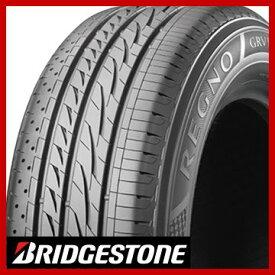 【タイヤ交換可能】【4本セット 送料無料】 BRIDGESTONE ブリヂストン レグノ GRVII 215/55R18 95V タイヤ単品