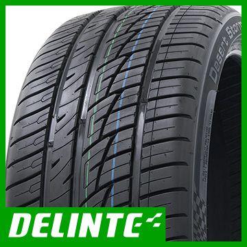 【送料無料】 DELINTE デリンテ DS8(限定). 245/45R20 103W XL タイヤ単品1本価格 フジコーポレーション