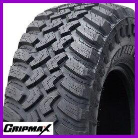 【4本セット 送料無料】 GRIPMAX グリップマックス マッドレイジM/T BSW(限定) 195/80R15 96Q タイヤ単品