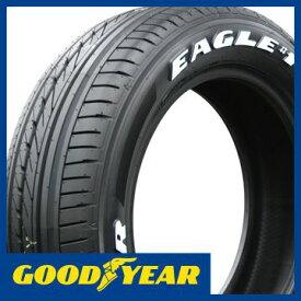 【タイヤ交換可能】【4本セット 送料無料】 GOODYEAR EAGLE 1 NASCAR LT(限定) 195/80R15 107/105L タイヤ単品