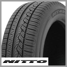 【タイヤ交換可能】【4本セット 送料無料】 NITTO ニットー NT421Q 215/60R17 96V タイヤ単品