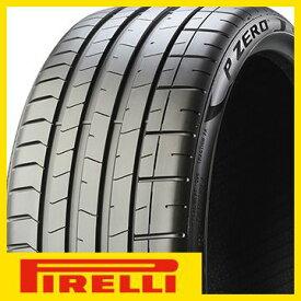 【タイヤ交換可能】【送料無料】 PIRELLI ピレリ P-ZERO PZ4 ★ BMW承認 275/40R22 107Y XL タイヤ単品1本価格