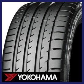 【2本セット 送料無料】 YOKOHAMA ヨコハマ アドバン スポーツ V105 285/35R20 104(Y) XL タイヤ単品