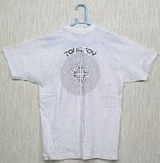 使用电气石健康 t 恤衫 (M L)