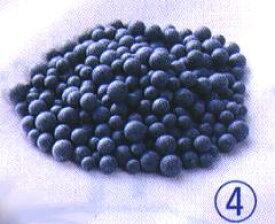 【送料無料】トルマリン樹脂ペレット大:6mmφ、中:4.5mmφ、小:3mmφ(3種混合)1kg