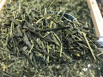 Entering 1 kg of Aoyagi Japanese tea of ordinary quality