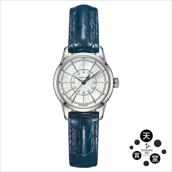 HAMILTON ハミルトン AMERICANCLASSIC Railroad Lady Quartz レイルロード クォーツ H40391691